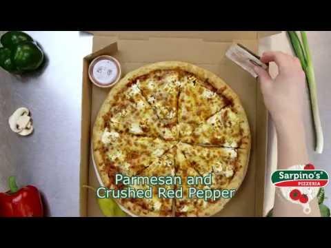Cheese Bonanza Pizza - Sarpino's Pizzeria Video