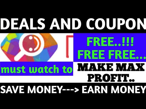 Best Deals and coupons free | Make max profit | save money and earn money - DESIDIME in Hindi