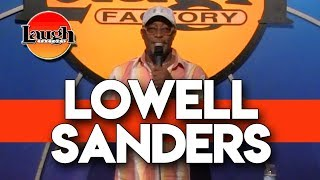 Lowell Sanders | When In Mexico | Laugh Factory Stand Up Comedy