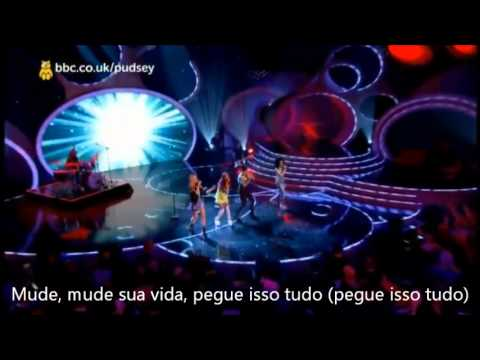 Little Mix - Change Your Life [Childreen in Need 2012] (Legendado)