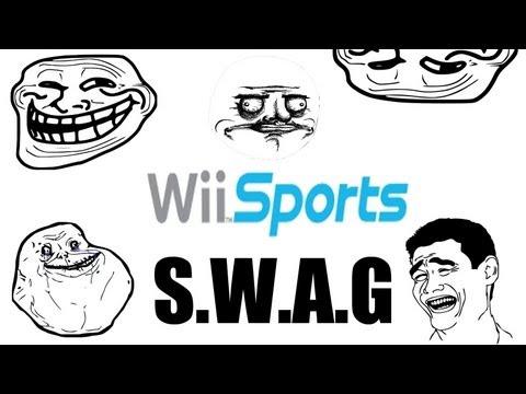 Wii Sports: 1 Vs. 1 - Tennis: Returning Balls