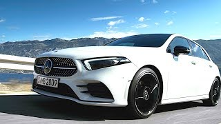 New Mercedes A Class World Premiere 2019 Commercial 2018 New A Class W177  CARJAM TV
