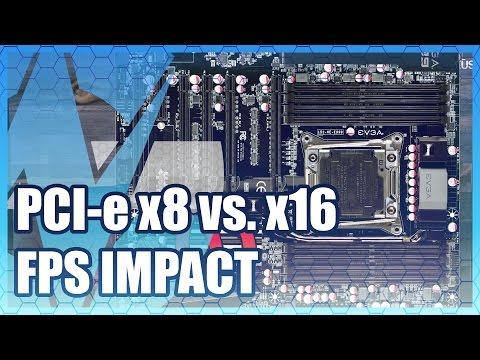 PCIe 3.0 x8 vs. x16: Does It Impact GPU Performance?