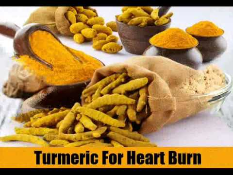 8 Natural Cures For Heart Burn