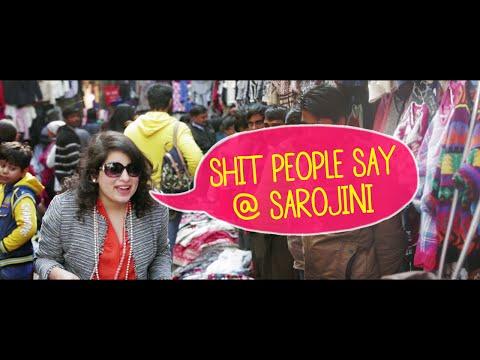 Xxx Mp4 Shit People Say Sarojini Nagar Edition 3gp Sex