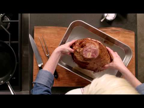 Smithfield Prep School: Preparing and Carving a Smithfield Spiral Sliced Ham