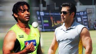 Salman Khan To Star In Shoaib Akhtar