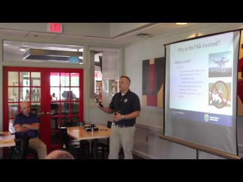 FAA UAS / UAV Commercial Operations 107