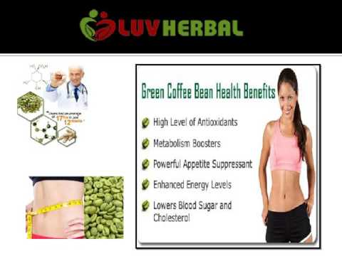 Burn Fat Naturally With Green Coffee Beans