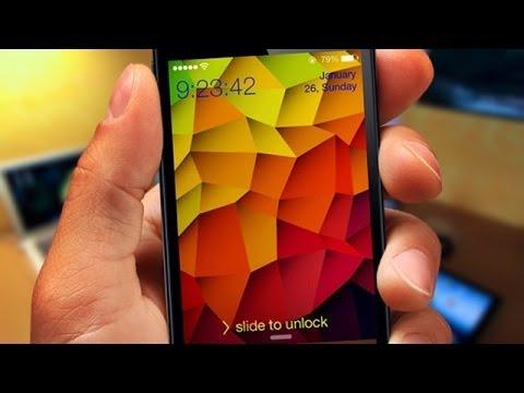 SubtleLock (iOS 7) - Customize Your Lock Screen