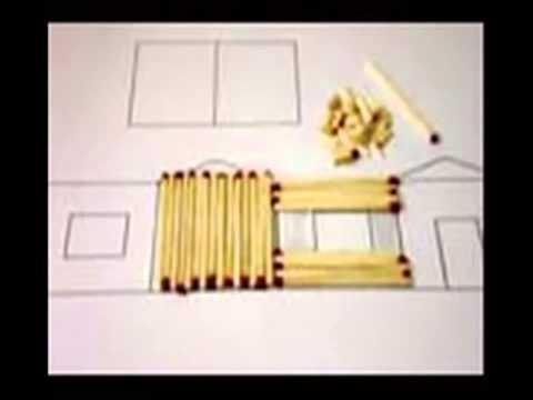 Artworks Made from Matchsticks     YouTubevia torchbrowser com