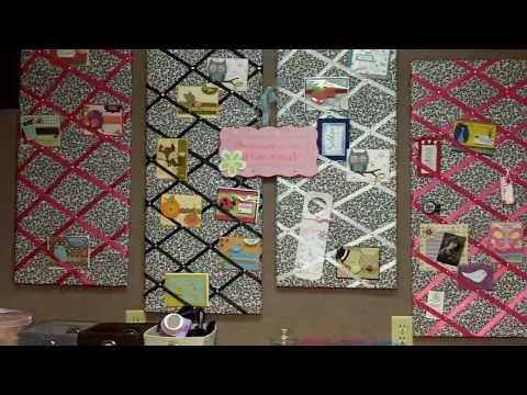 My Cork Board Project Video #21