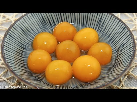 Salted Eggs (Trung Muoi)