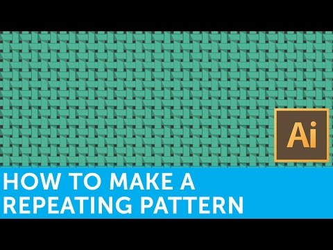 Flat Design Tutorials: How To Make A Repeating Pattern in Adobe Illustrator | Solopress Tutorials