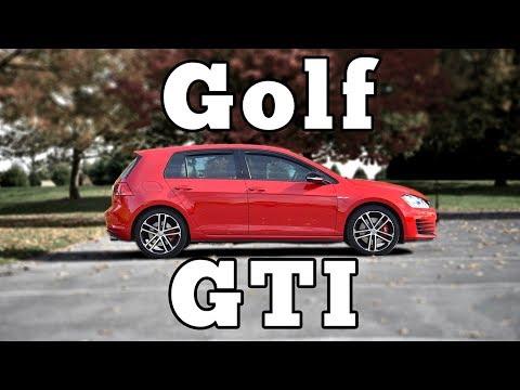 2017 Volkswagen Golf GTI: Regular Car Reviews