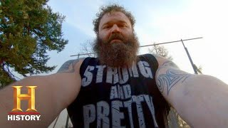 ROBERT OBERST'S BIGGEST LIFTS: The Strongest Man in History (Season 1) | History
