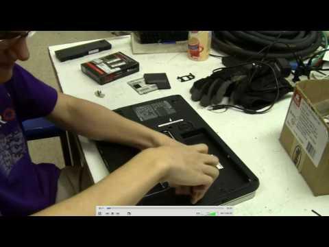 Dell E1705 Laptop Upgrade