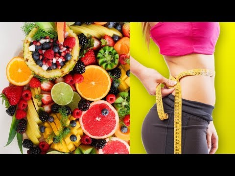 7 Best Fruits for Weight Loss and Losing Fat
