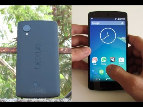 Google Nexus 5 Review! [With Camera Update]