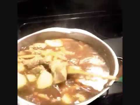 Stew Beef Meal (Stove Top Recipe)