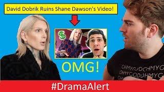 David Dobrik ruins Shane Dawson
