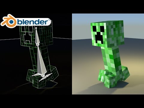 How To ANIMATE a CHARACTER in Blender | Rigging Tutorial
