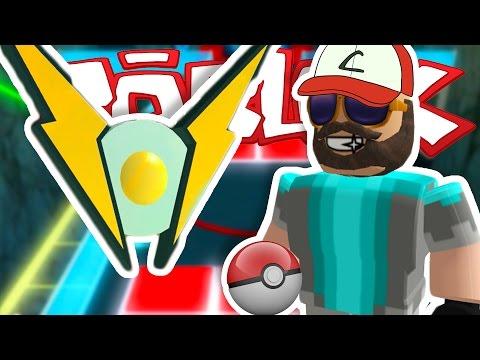 MY FIRST GYM BADGE!! | Pokémon Brick Bronze [#2] | ROBLOX