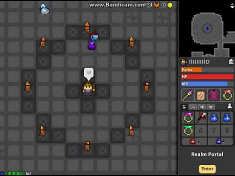 Rotmg How to use Bow of the Morning Star properly