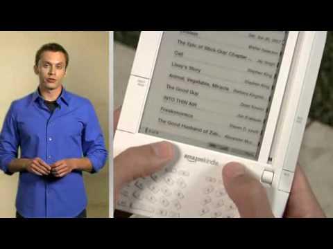 Kindle: Amazon's Wireless Reading Device 2