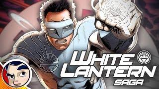 White Lantern Saga (Kyle Rayner) Full Story | Comicstorian