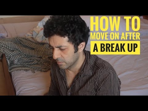 How to Move on after a BREAK UP | Motivational Video ( Hindi ) | Sharad Jagtiani
