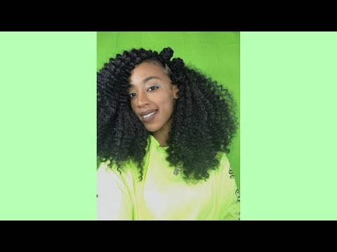Sza inspired protective style