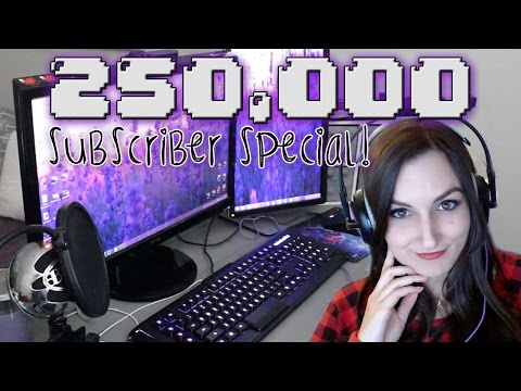 How Do I YouTube? - My Gaming & Recording Setup (250K Subscriber Special)