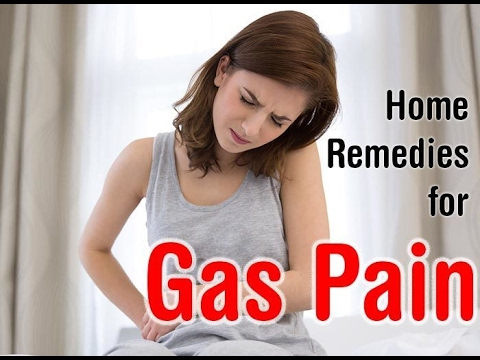 Home Remedies For Gas Pain. 100% Natural Way to Relieve Gas