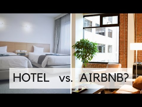 Hotel vs.  Airbnb: Which One is Better for Minimalist Travel?