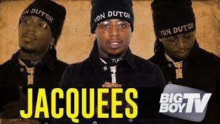 """Jacquees on His Album 'king of R&B', Being """"Aired Out"""", Defending His Title + More!"""