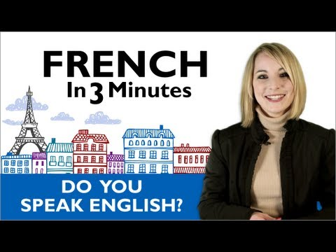 Learn French - Asking
