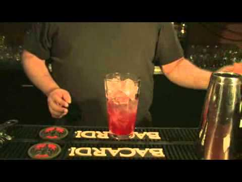 How to Make a Pomegranate Cosmo