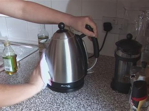 How To Wash A Kettle