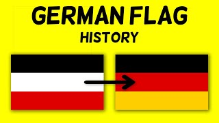 GERMAN FLAG Explained - Now and Through History | Flag of Germany Facts