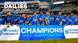 Virat Kohli ton gives India series win