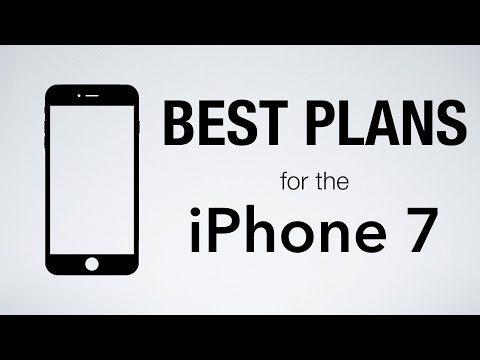 Best Cell Phone Plans for the iPhone 7 and 7 Plus!