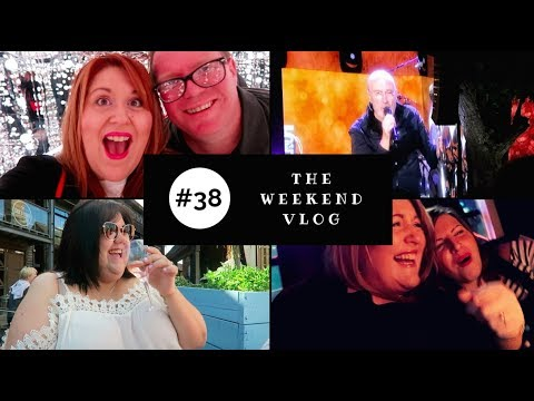 The Weekend Vlog #38 - LONDON, DORSET, BIRMINGHAM, STRATFORD UPON AVON