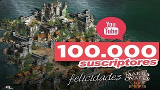 Download CELEBRANDO 100K CASTEANDO SUBS AGE OF EMPIRES 2 Video