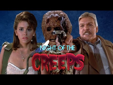 NIGHT OF THE CREEPS (1986) | FoundFlix Presents (REVIEW)