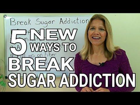 5 NEW Ways to Break Sugar Addiction