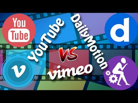 YouTube vs DailyMotion vs Vimeo - Which is the best platform to earn money?