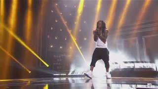 Lil Wayne - Glory live at BET (Tha Carter V)