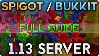 Bukkit Server Videos Ytubetv - Minecraft server erstellen 1 8 bukkit
