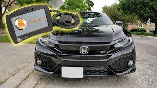 2018 Honda Civic Si Ktuner Install